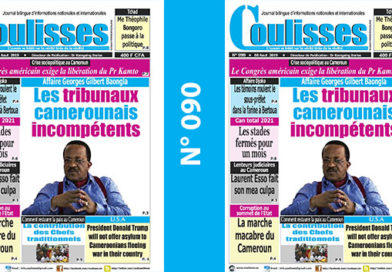 COULISSES N°90 en Kiosque